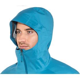 Black Diamond Stormline Stretch Rain Shell Jacket Herr kingfisher